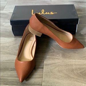 Lulu's Alessia Heeled Flats